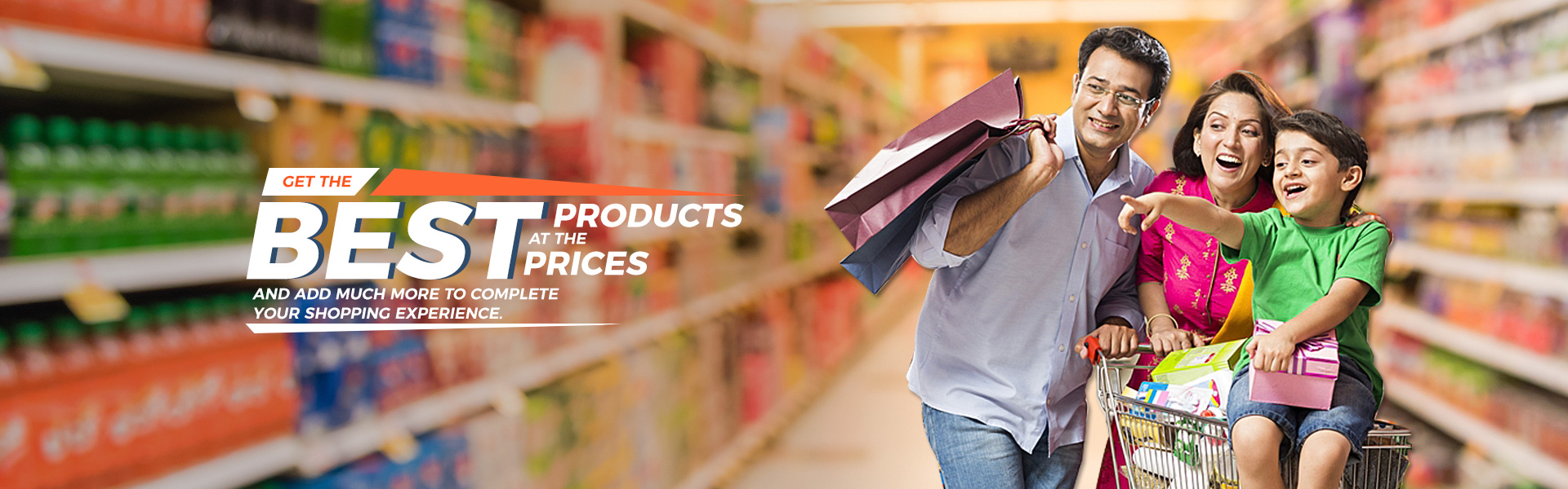 Get the best products at the prices and add much more to complete your shopping experience.