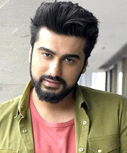 Arjun Kapoor posing