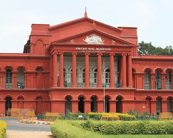 Image of Karnataka high court