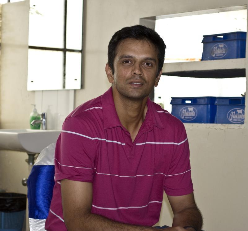 Image of Rahul Dravid
