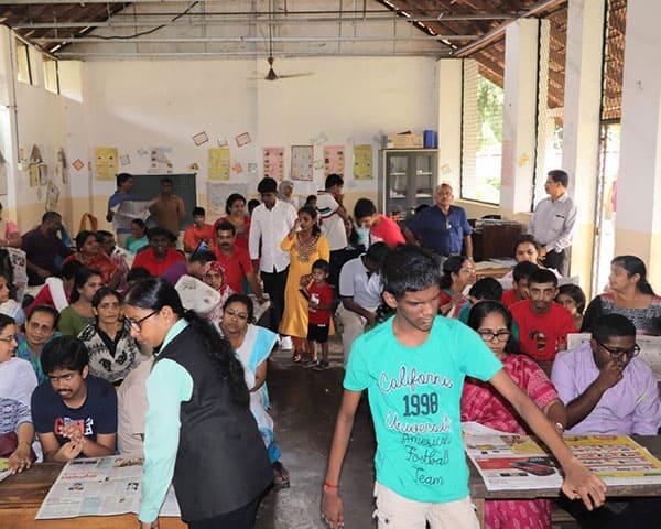 image of autism club workshop