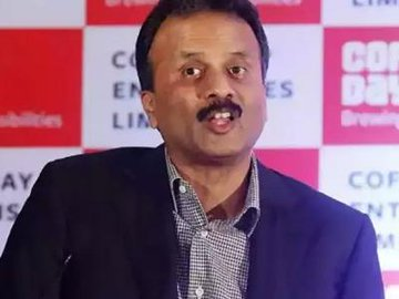 Picture of V G Siddhartha