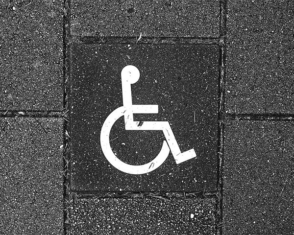 Image of disability logo