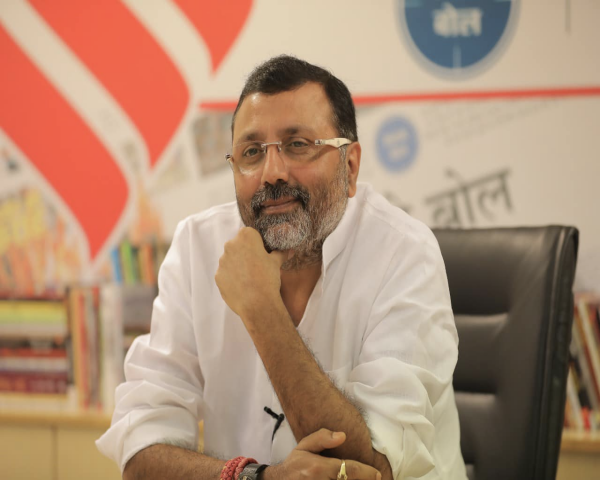 Image of Nishikant Dubey, BJP MP