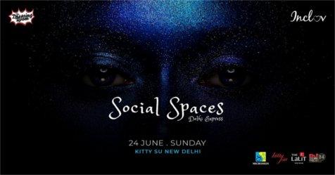 Inclov Social Spaces Delhi Express Glow In The Dark Party Newz