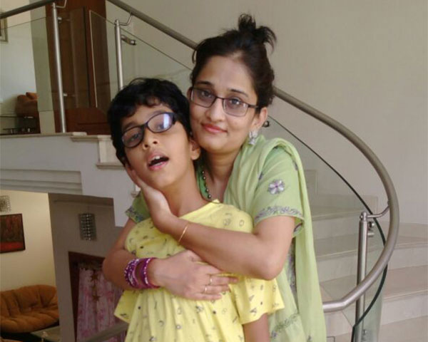 Image of affan and zeba