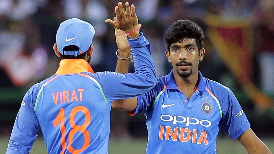 Image of Jasprit Bumrah