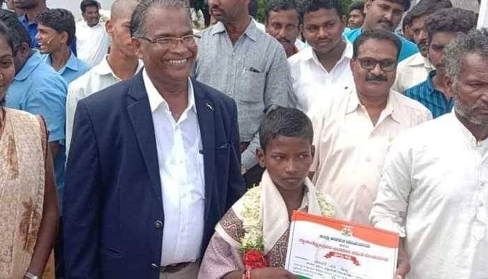 Image of karnataka boy venkatesh