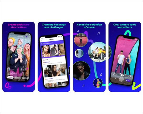 Facebook launches TikTok like app called 'Lasso' | Newz Hook