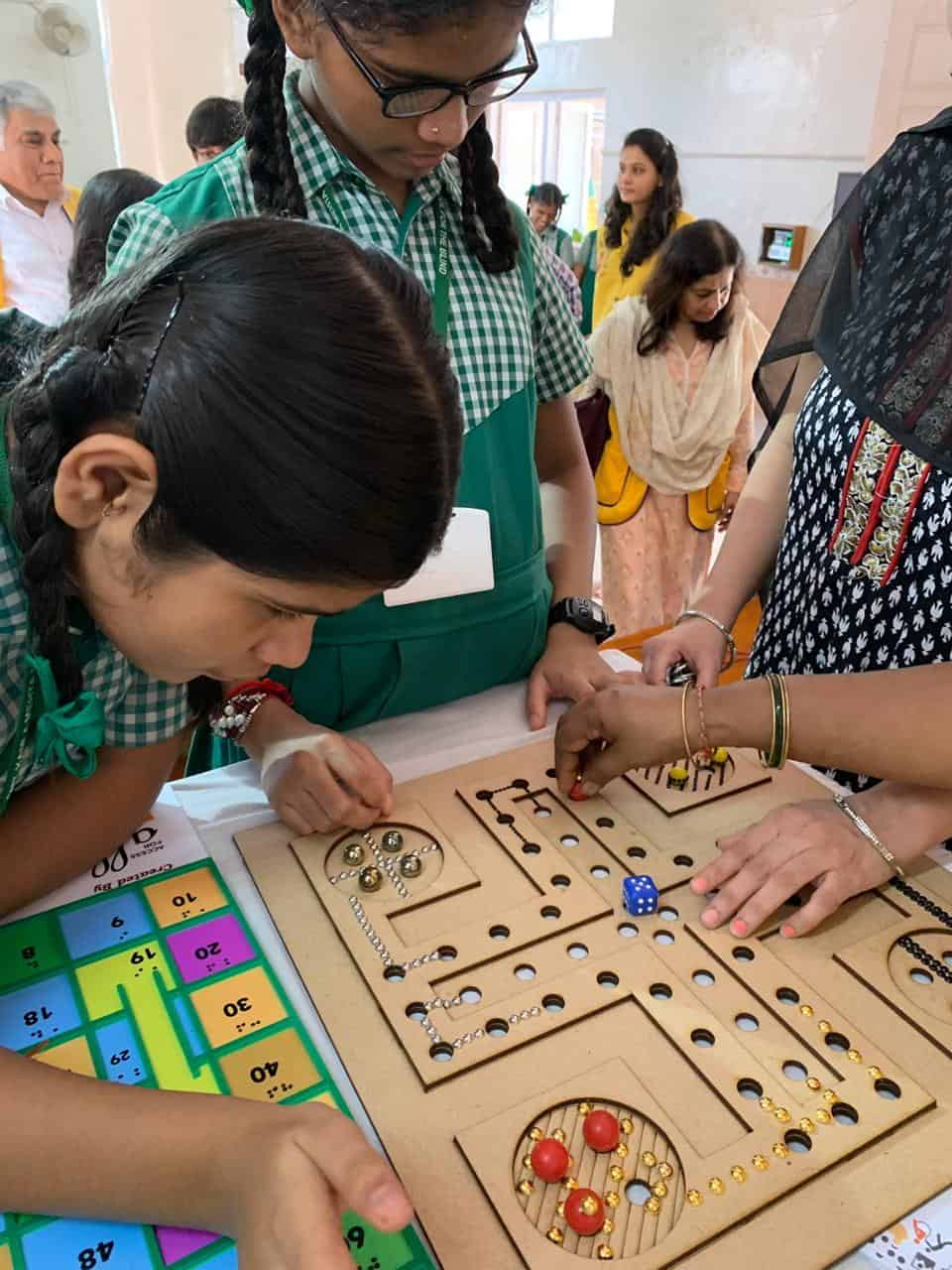 Ludo, Snakes & Ladders among popular board games made