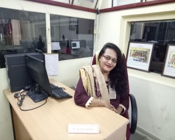 Image of Dr Nikisha jariwala