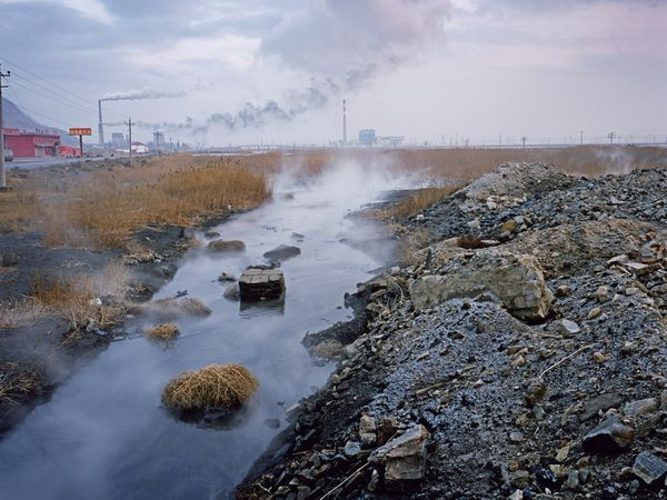 Image of pollution