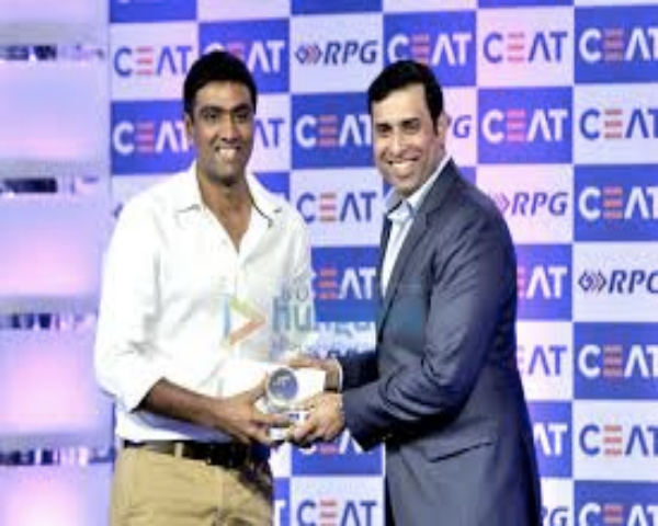 Image of ravichandran ashwin and VVS laxman
