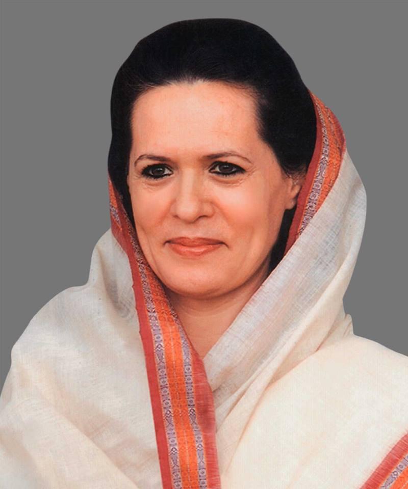 Image of Sonia Gandhi
