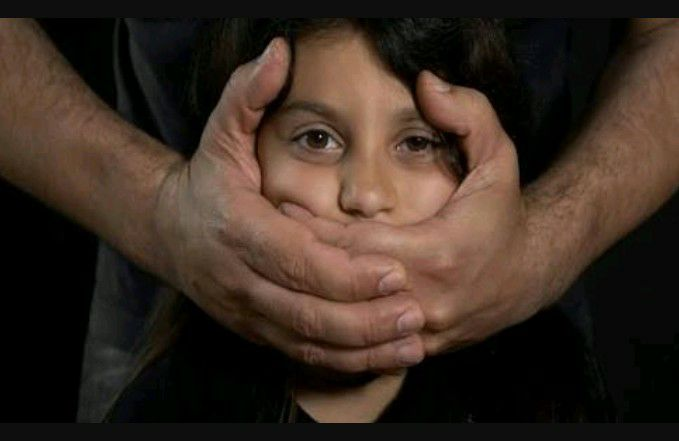 Image of child sexual abuse