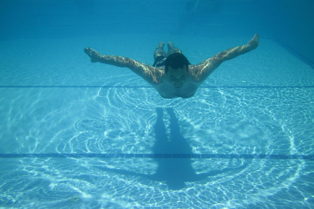 Image of swimming
