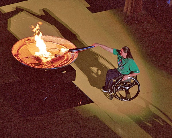 Image of wheelchair diwali