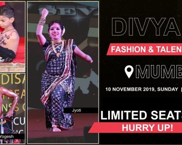 Divyang Fashion & Talent Show