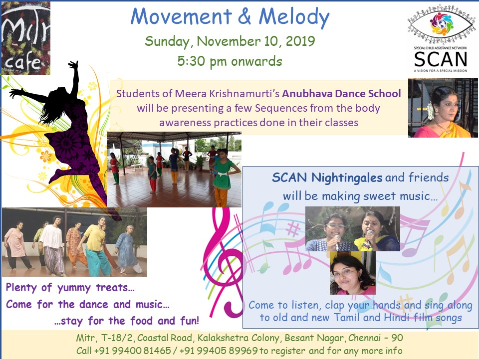 Movement And Melody poster