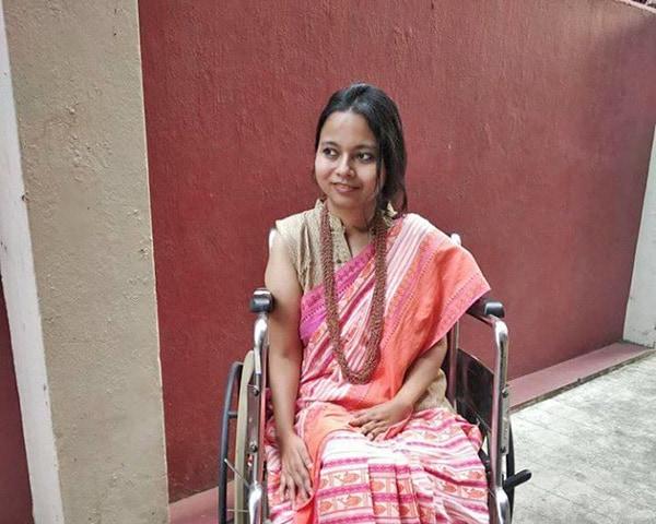 Soumita Basu, Adaptive wear designer