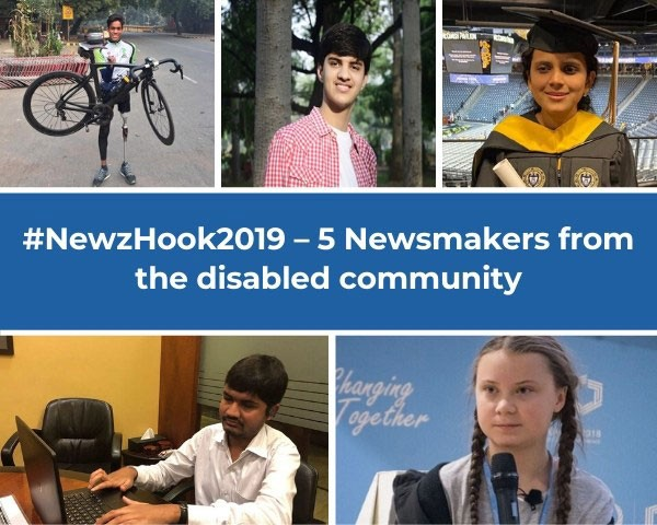 Newsmakers in a collage