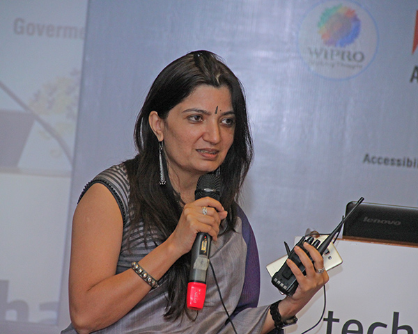 Shilpi Kapoor, CEO BarrierBreak