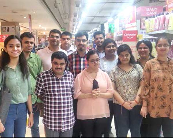 Big Bazar team