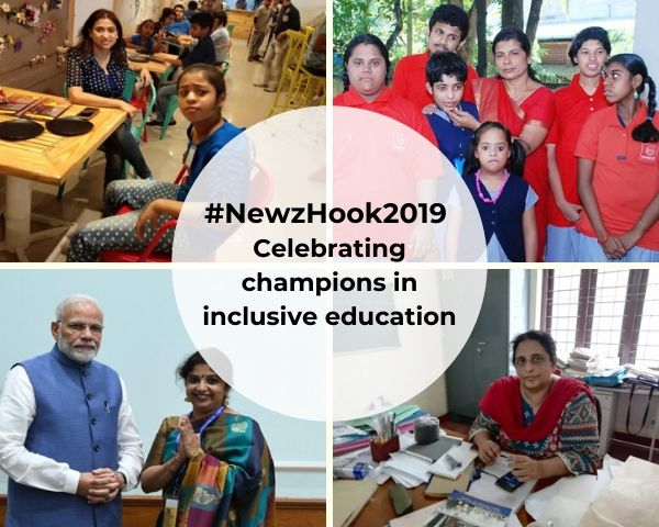 Celebrating champions in inclusive education
