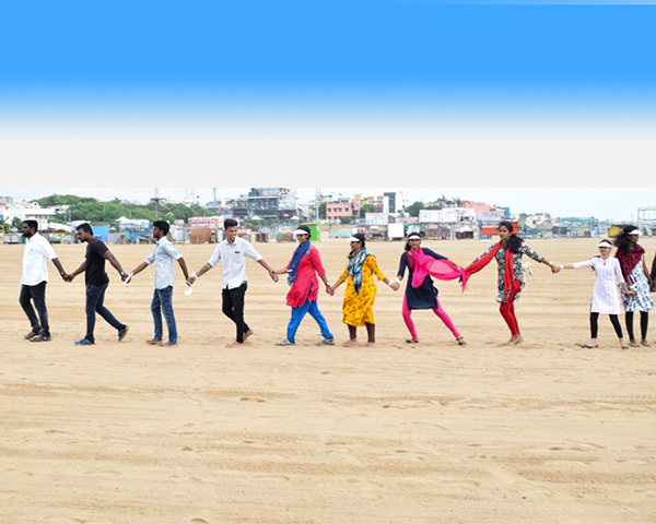 Image of Chennai Beach