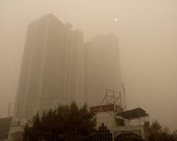 Fog in Delhi