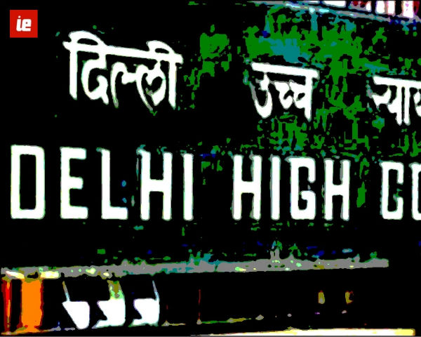 Exterior image of Delhi High Court