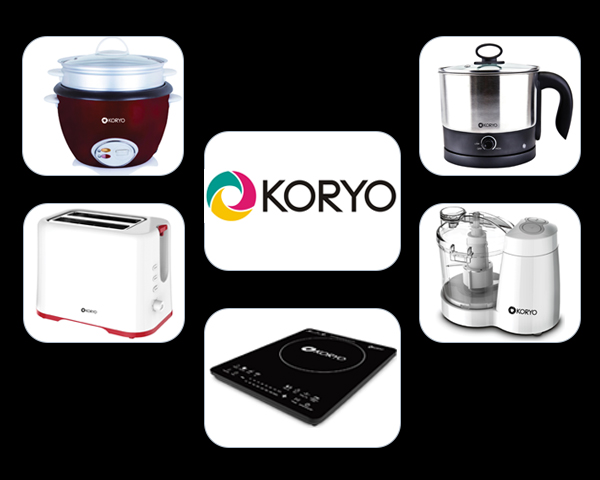 Koryo's home appliances