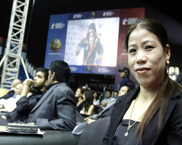 Mary Kom, Boxing champion