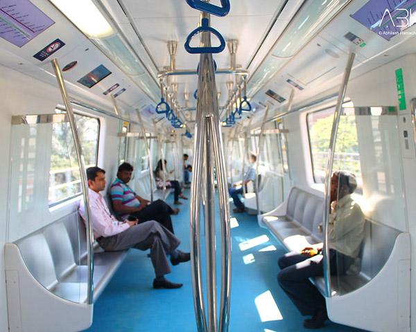 Image of Banglore Metro