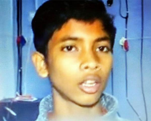 Priyabrata Sahoo, Young innovator