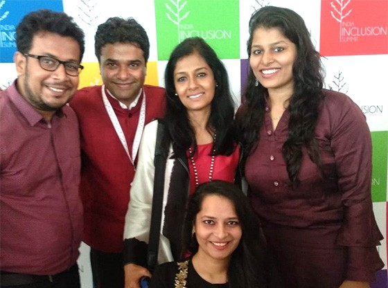 Payal and team