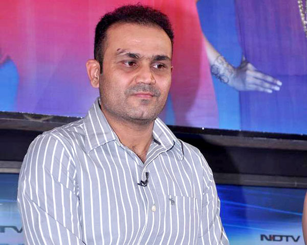 Virender Sehwag, Indian cricketer