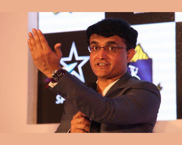Saurav Ganguly, Indian cricket board chief
