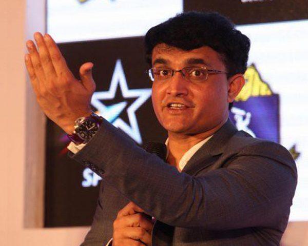 Saurav Ganguly, Indian cricket board chief
