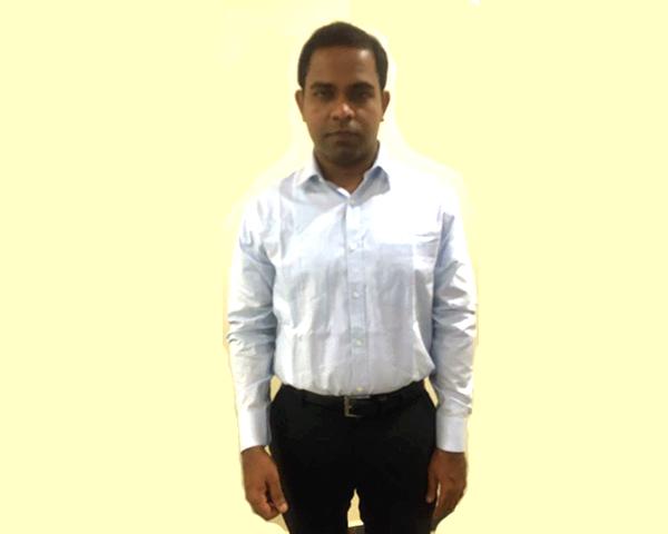 Vijaykumar Kasivel, Blind innovator