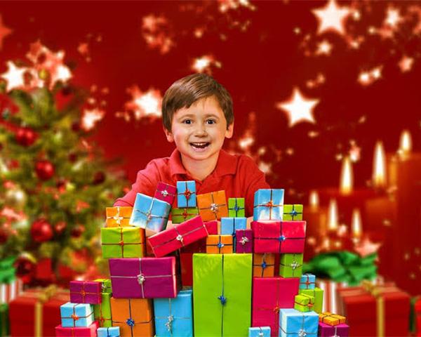 christmas children disabilities