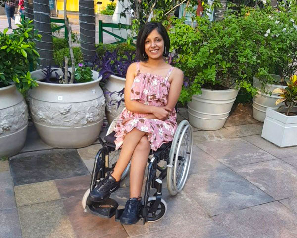 Pratishtha Deveshwar, College Student