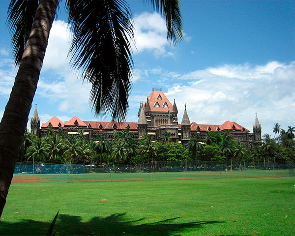 Exterior image of Bombay High Court