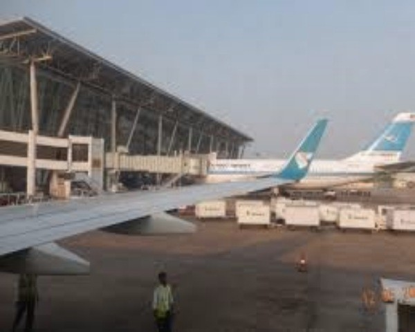 Flights at Chennai airport
