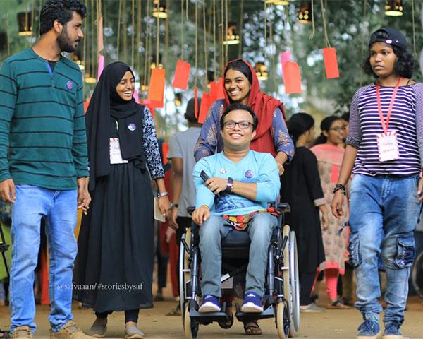 curios disability kerala