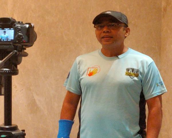 Kaushik Panchal, Running coach
