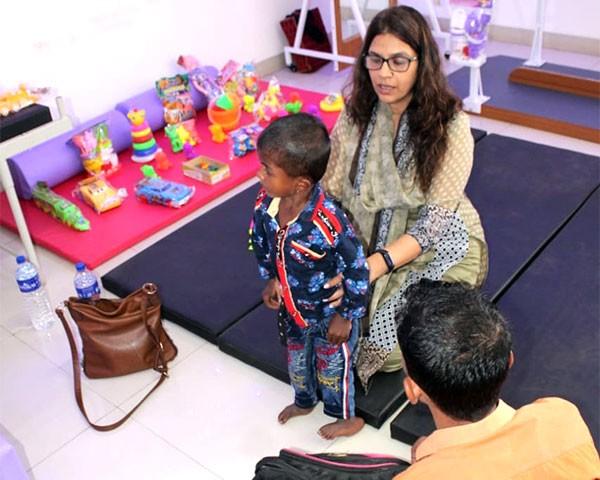 Child Rehabilitation Clinic in Palghar