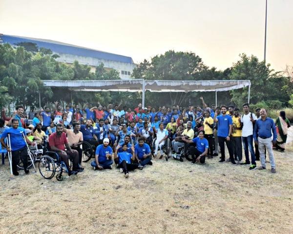 Image of participants at Thiramai 2020