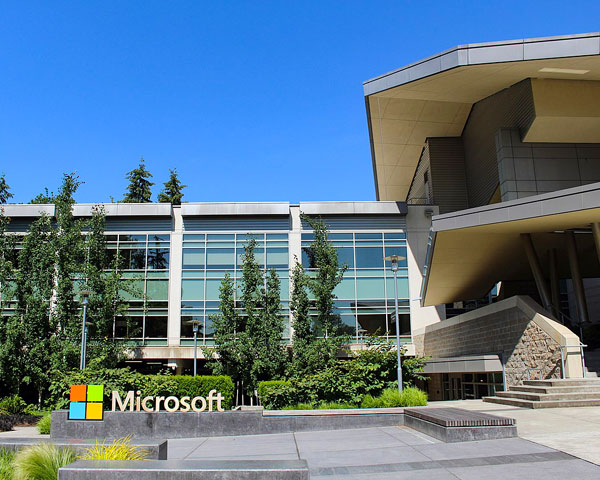 Microsoft headquarters