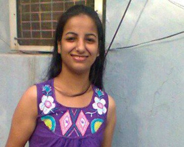 Neha Wadhwa, Delhi University student